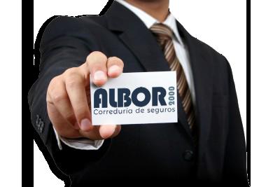 Colaboradores Seguros Albor 2000